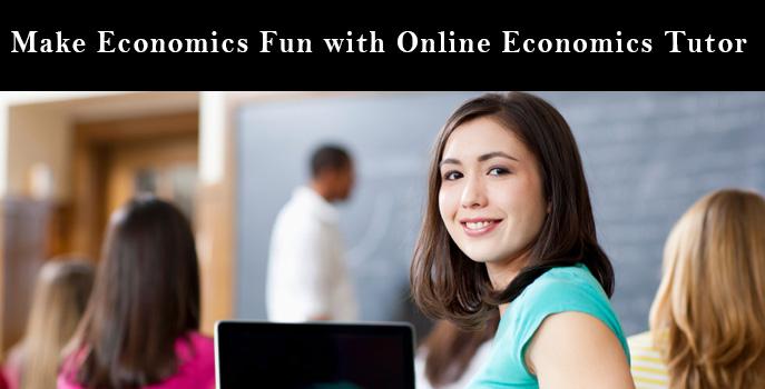 online Economics tutor